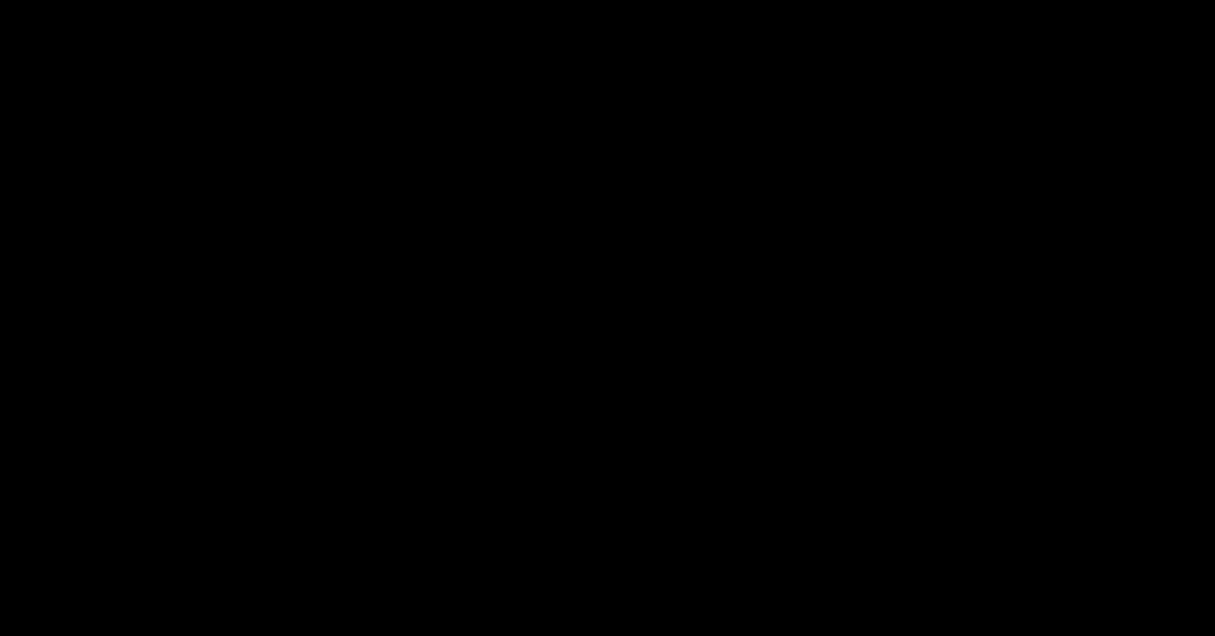 Zwei Metallregale als Raumteiler