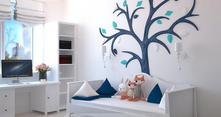 Stabile Regale für Kinderzimmer
