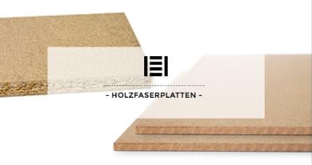 HDF Holzfaserplatten für Metallregale