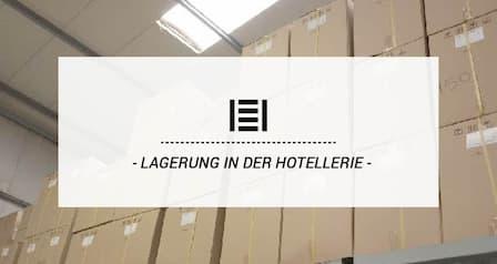 Master Regale Blog · Lagerung in der Hotellerie