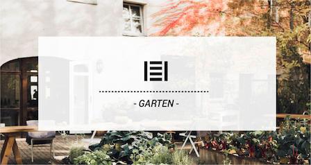 Ändern Sie das Aussehen Ihres Gartens!