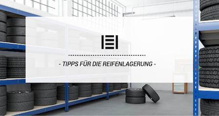 Regale für jedes Geschäft- Tipps für die Reifenlagerung