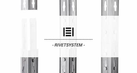 Blog Master Regale · RivetSystem