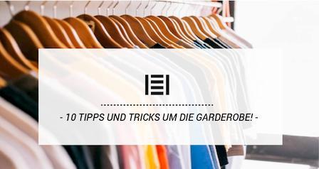 Master Regale Blog · 10 tipps und tricks um die garderobe ohne grosse sorgen zu wechseln